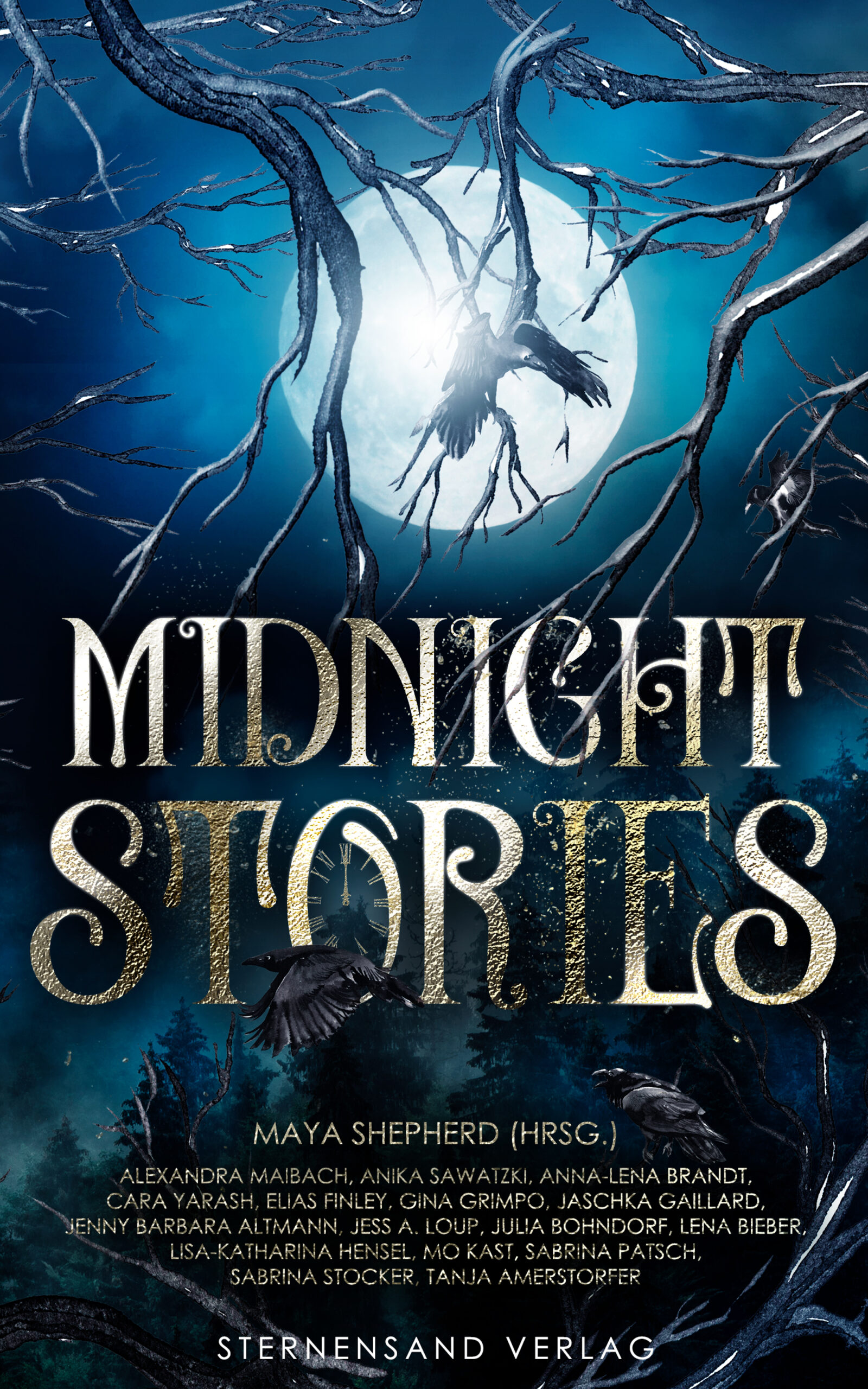 Midnight Stories Cover